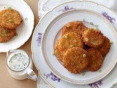 Fried Green Tomatoes from Patrick  - 300 Tailgating Recipes - RecipePin.com