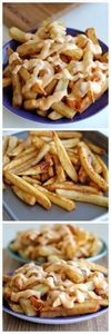 Garlic Cheese Fries - Perfectly do - 300 Tailgating Recipes - RecipePin.com
