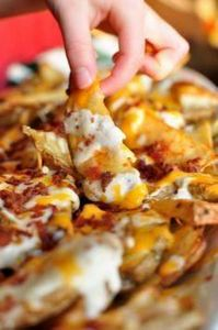 Ultimate Potato Wedges - 300 Tailgating Recipes - RecipePin.com