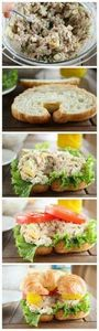 The Best Tuna Fish Sandwich - 140 Canned Tuna Recipes - RecipePin.com