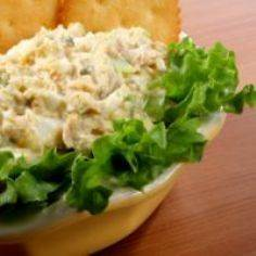 Too Lite Tuna Salad - 140 Canned Tuna Recipes - RecipePin.com