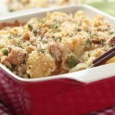 Make Ahead Tuna Noodle Casserole - 140 Canned Tuna Recipes - RecipePin.com