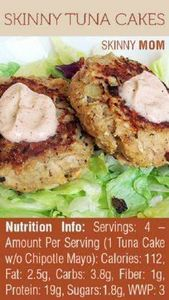 LOVING this recipe for Skinny Tuna - 140 Canned Tuna Recipes - RecipePin.com