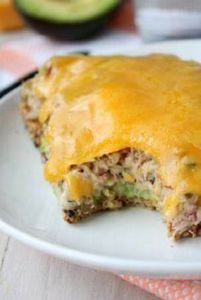 CHEESY TUNA MELT 1 6-oz can of tun - 140 Canned Tuna Recipes - RecipePin.com