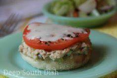 Spicy Tuna Melt on English Muffins - 140 Canned Tuna Recipes - RecipePin.com