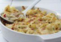 Tuna and pasta bake - 140 Canned Tuna Recipes - RecipePin.com