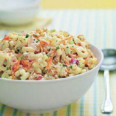 Summer Pasta Salads | Picnic-Perfe - 140 Canned Tuna Recipes - RecipePin.com