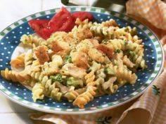 Tuna Twist Casserole - 140 Canned Tuna Recipes - RecipePin.com