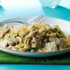 Tuna noodle casserole - 140 Canned Tuna Recipes - RecipePin.com