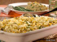 Mom's Tuna Noodle Casserole | mrfo - 140 Canned Tuna Recipes - RecipePin.com