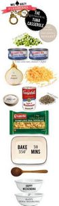 tuna casserole recipe - double the - 140 Canned Tuna Recipes - RecipePin.com