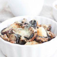 Tuna & Mushroom Casserole - 140 Canned Tuna Recipes - RecipePin.com