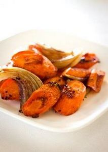 Caramelized Carrots and Onions wit - 385 Veggie Swaps Recipes - RecipePin.com