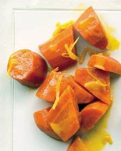 Glazed Carrots with Orange and Gin - 385 Veggie Swaps Recipes - RecipePin.com