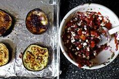 roasted eggplant with tomatoes and - 385 Veggie Swaps Recipes - RecipePin.com