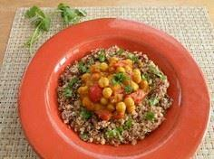 Curried Chickpeas with Chutney-Fla - 385 Veggie Swaps Recipes - RecipePin.com