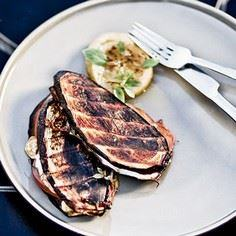 Grilled Eggplant Sandwiches - uses